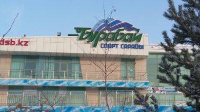 Photo of Чемпионат Казахстана по хоккею с шайбой проходит в Кокшетау