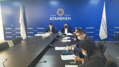 Photo of В Кокшетау прошло первое в текущем году онлайн-заседание Регионального совета предпринимателей