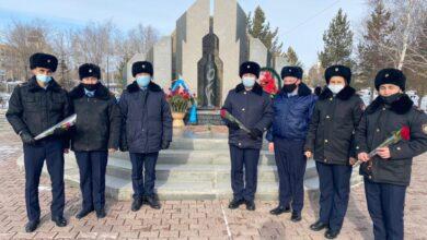 Photo of Память погибших в Афганистане почтили сотрудники акмолинского ДУИС
