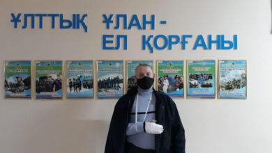 Photo of Гвардеец спас девушку от изнасилования в Шымкенте