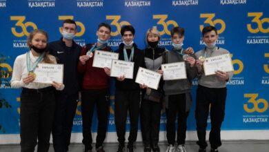 Photo of Рекорд Казахстана за акмолинскими легкоатлетами