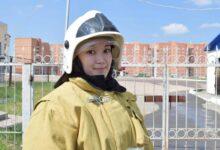 Photo of Самую красивую девушку-спасателя выбрали в Акмолинской области