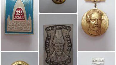 Photo of Первые образцы тенге, газета «Курс», «мыльница» – какие экспонаты несут в музей кокшетауцы