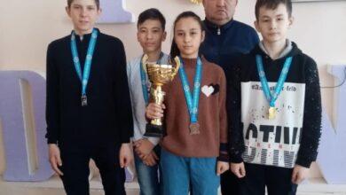 Photo of Акмолинские школьники выиграли республиканский шахматный турнир