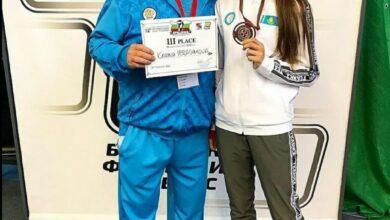 Photo of Карина Ибрагимова завоевала «бронзу» в Болгарии