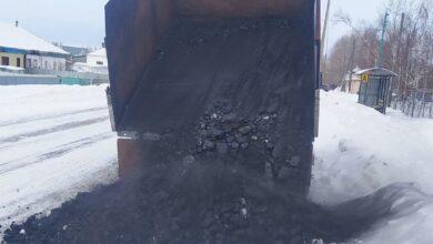Photo of Тонну угля в День благодарности привезли жителю Зеренды