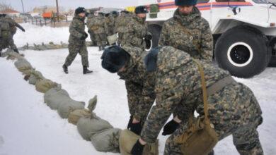 Photo of Учения «Көктем-2021» начались в Акмолинской области