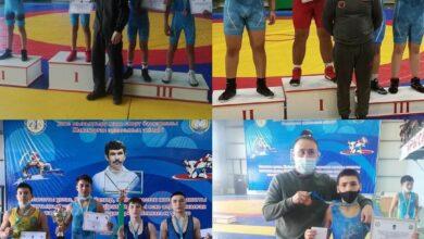 Photo of Акмолинские борцы стали бронзовыми призерами республиканского турнира