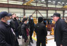Photo of На площадке «КАИК» прошло первое выездное заседание Комитета промышленности Регсовета
