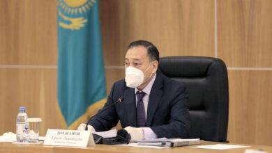 Photo of Е. Тугжанов провел второе заседание Комиссии по земельной реформе