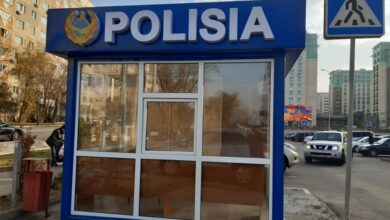 Photo of Акмолинские полицейские на стационарных постах пресекли свыше 2 500 нарушений общественного порядка