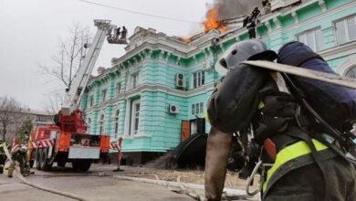 Photo of Операция во время пожара: медики рассказали о том, что происходило в больнице