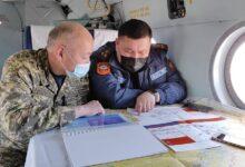 Photo of Облет паводкоопасных зон совершили в Акмолинской области
