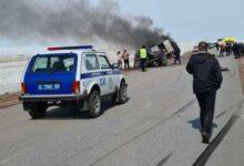 Photo of ДТП в Атбасарском районе – трое погибших