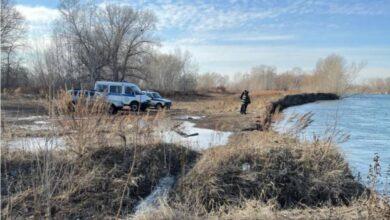 Photo of Останки человеческого тела выловили в реке в Палодарской области
