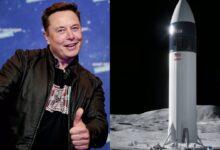 """Photo of """"Для нас большая честь"""". Компания Илона Маска будет доставлять астронавтов на Луну"""