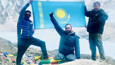 Photo of Назарбаев дал обещание казахстанке без ног