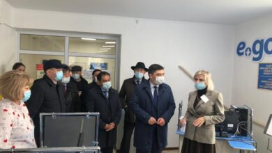 Photo of Замглава Антикоррупционной службы  посетил Жаксынский район Акмолинской области