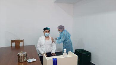 Photo of Пункт вакцинации открылся в мечети Науан Хазрет