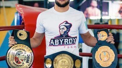 Photo of Акмолинский боксер стал пятикратным чемпионом Казахстана