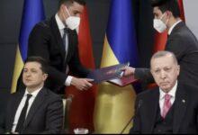 """Photo of Эрдоган на встрече с Зеленским заявил, что не признает """"незаконной аннексии Крыма"""""""
