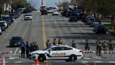Photo of Неизвестный устроил смертельную атаку на Капитолий США
