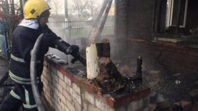 Photo of 471 пожар зарегистрирован за прошедший отопительный сезон в Акмолинской области