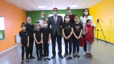 Photo of Благотворительную школу танцев открыл волонтёр в Кокшетау (ВИДЕО)