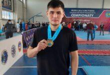 Photo of Житель Кокшетау забрал золото чемпионата Казахстана по восточному единоборству