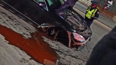 Photo of ДТП в Кокшетау: жертв нет