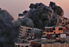 Photo of Сотни ракет и авиаудары: конфликт Израиля и Палестины разгорается с новой силой