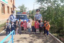 Photo of 127 лекций на тему ДТП провела за один день с детьми Акмолинская полиция