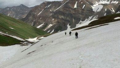 Photo of Среди пропавших в горах Туркестанской области – школьник и студенты Назарбаев университета