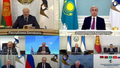 """Photo of Лукашенко посчитал, что Казахстан """"закрылся"""""""