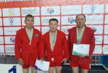 Photo of Акмолинские ветераны стали призерами чемпионата Казахстана по самбо