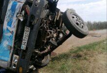 Photo of В полиции сообщили подробности аварии на трассе «Кокшетау-Атбасар»