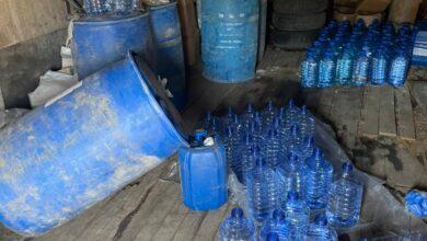 Photo of Житель Кокшетау изготавливал суррогатный алкоголь в подпольном цеху