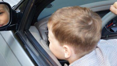 Photo of 12-летний мальчик сел за руль авто отца и совершил ДТП в Кокшетау