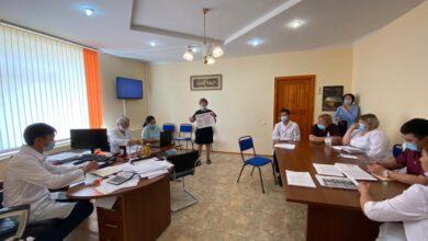 Photo of Врачи центра ПМСП в Красном Яре прошли обучение