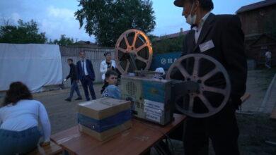Photo of Первобытные люди, война, пленочный фильм: «Ночь в музее» прошла в Кокшетау (ФОТО, ВИДЕО)