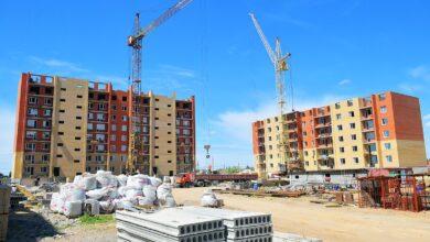 Photo of 100 квартир сдадут в Ерейментауском районе в 2021 году