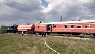 Photo of Жара стала причиной пожара вблизи села Алексеевка