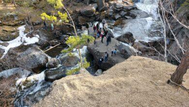 Photo of Мужчина сорвался со скалы в водопад в Акмолинской области