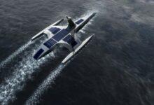 Photo of Беспилотный корабль отправился в плавание через Атлантику