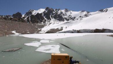 Photo of Восемь горных озер угрожают Алматы селями