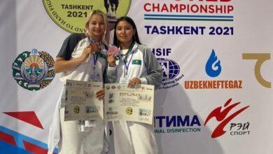 Photo of Акмолинские бойцы завоевали две бронзы на чемпионате мира