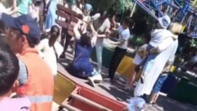 Photo of Не поделили карусель. Подравшихся женщин в парке Караганды оштрафуют