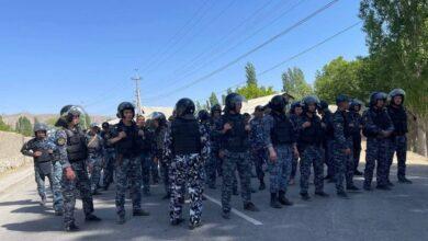 Photo of Вновь обострилась ситуация на границе Кыргызстана и Таджикистана