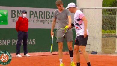 Photo of Казахстанские теннисисты впервые в истории вышли в 1/4 финала Roland Garros