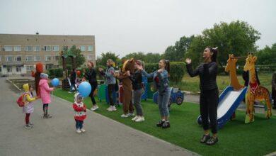 Photo of Как отмечают День защиты детей в Акмолинской области